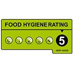 Awards Food Hygiene